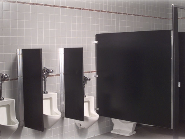 Black Bathroom Stalls commercial bathroom stalls – laptoptablets